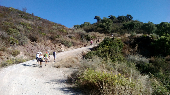 Marbella 4 Days Walking