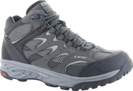 Junior Hiking Boots Hi-Tec Gannet Peak III JNR Charcoal//Black//Prussian